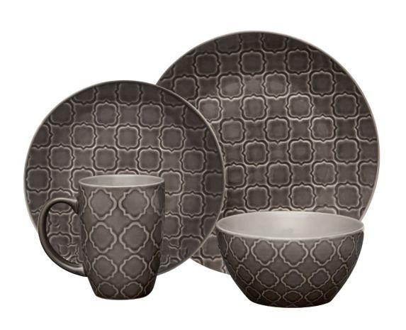Sabatier Versailles Dinnerware Set, 16-pc Product image