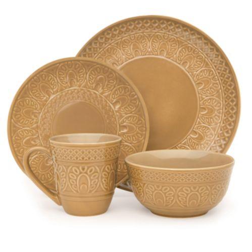 Sabatier Aurore Dinnerware Set, 16-pc Product image