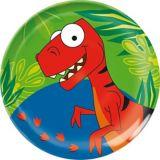 Dinosaurs Nordic Plate | Home Presencenull
