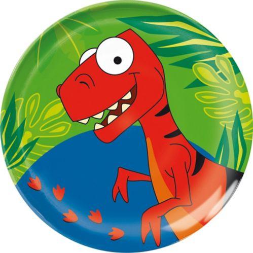 Assiette Nordic, dinosaures Image de l'article