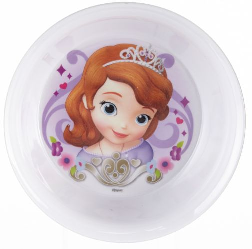 Sofia the First Bowl