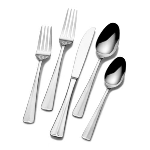 Pfaltzgraff Mirage Frost Flatware Set, 62-pc Product image