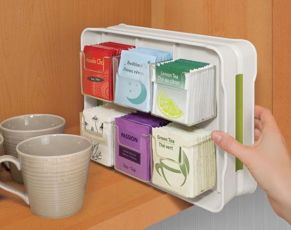 Support à sachets de thé Youcopia Image de l'article