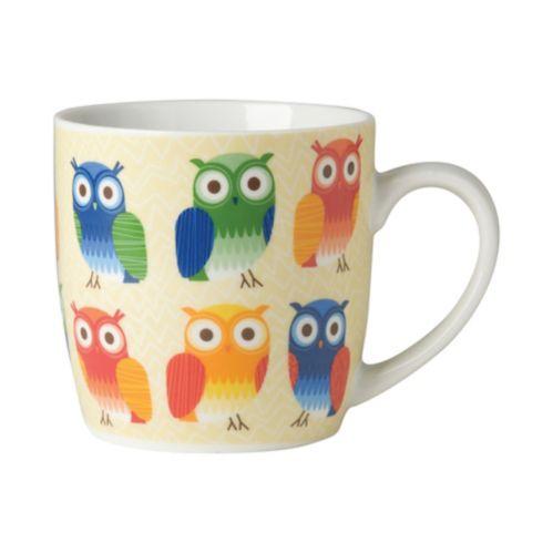 Owls of a Feather Mug, 12-oz Product image