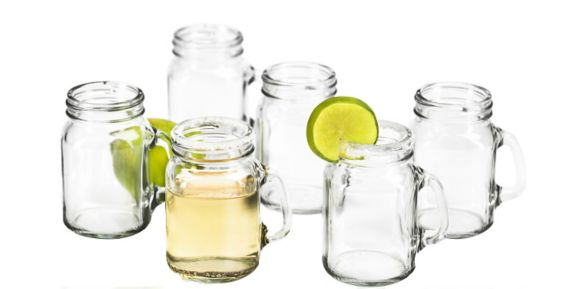 Libbey Mini Drinking Jar with Handle Product image
