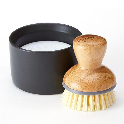 Brosse à vaisselle et distributeur savon FRANK + Full Circle Image de l'article