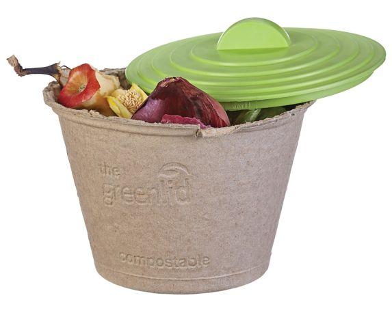 Trousse de compostage de départ Greenlid Image de l'article