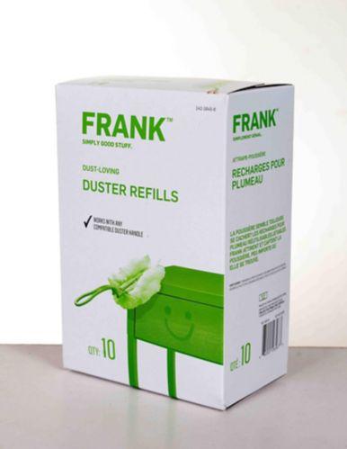 FRANK Duster Refills, 10-ct