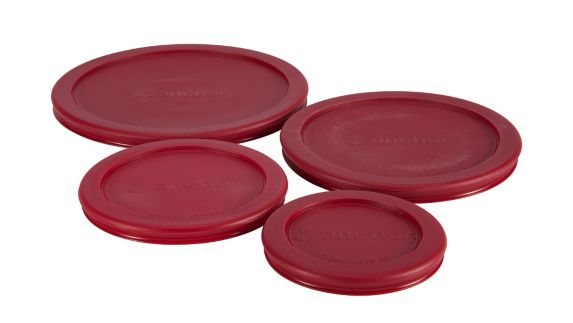 Anchor Hocking Assorted Lid Set, 4-pc Product image