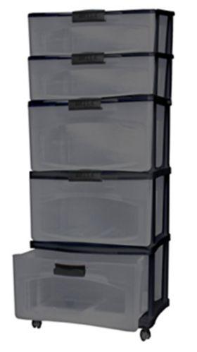 Bella 5-Drawer Storage Tower Product image