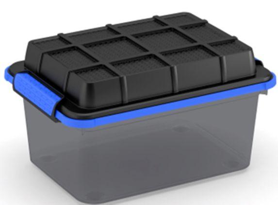 Bac de rangement teinté robuste Mastercraft Image de l'article