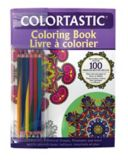 Colortastic Adult Colouring Book