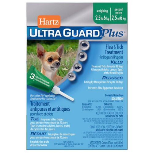 Hartz Ultra Guard Plus Drops for Dogs Product image