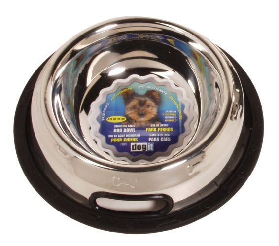 Stainless Steel Bowl, 16-oz Product image