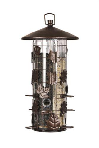 Squirrel-Be-Gone Decorative Bird Feeder