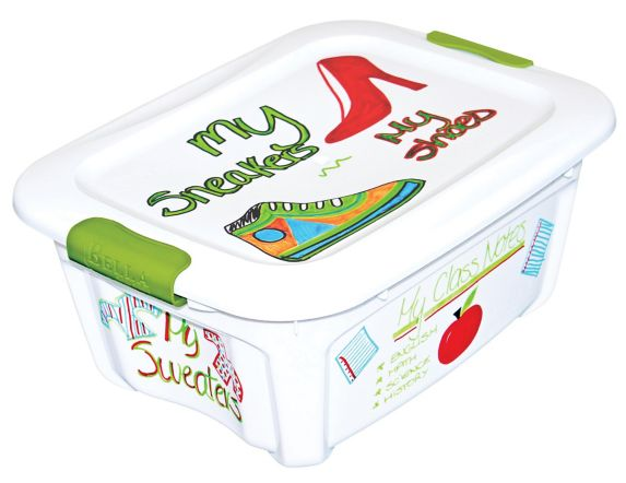 Bella Writeable Totes, 11-L Product image