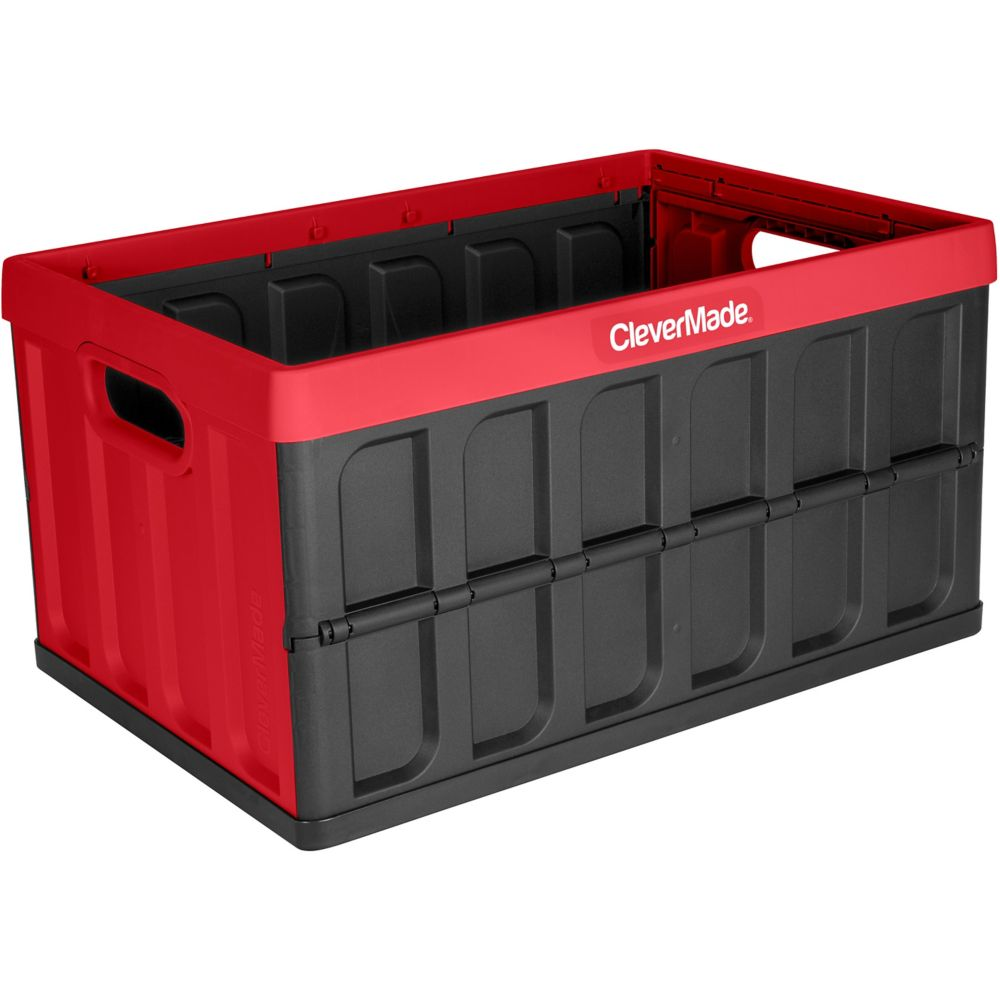 CleverCrate Storage and Transport Crate, 46-L