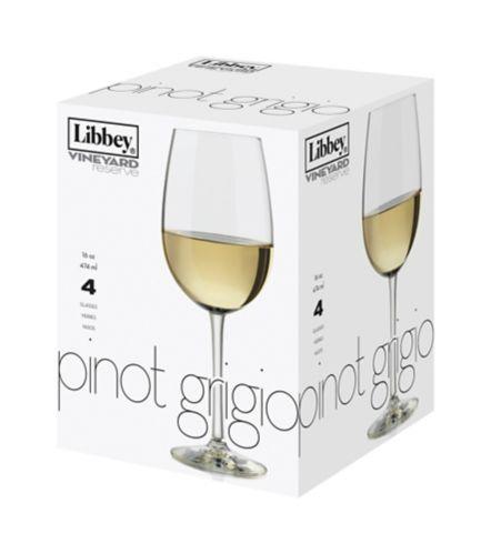 Libbey Vineyard Reserve Pinot Wine Glass, 4-pc