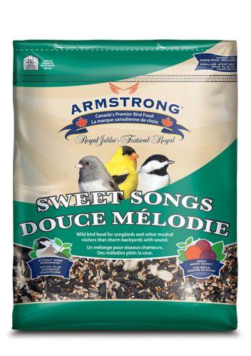 Armstrong Royal Jubilee Sweet Songs Bird Seed