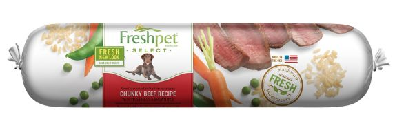 Freshpet Select Slice and Serve Roll Dog Food, 6-lb Product image