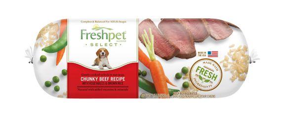 Freshpet Select Slice and Serve Roll Dog Food, 1.5-lb Product image