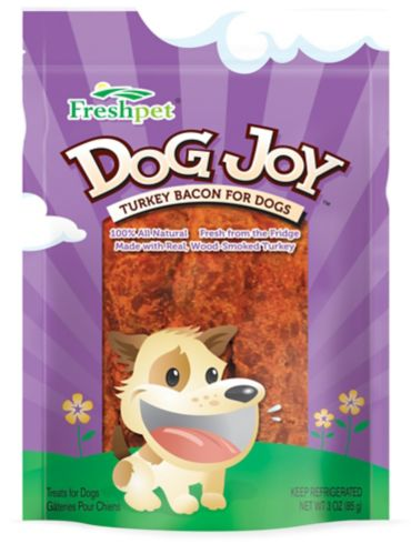 Freshpet Dog Joy Turkey Treats, 227-g