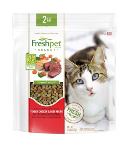 Nourriture sèche pour chats Freshpet, poulet et boeuf, 908 g Image de l'article
