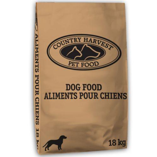 Nourriture pour chiens Country Harvest, 18 kg Image de l'article