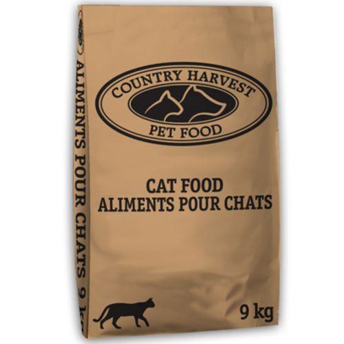 Nourriture sèche pour chats Country Harvest, 9 kg Image de l'article