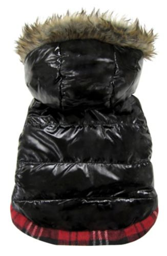 Dog Parka Coat, X-small Product image