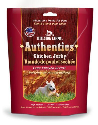 Authentics Chicken Jerky Dog Treats, 6-oz