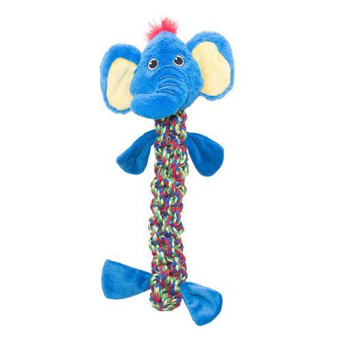 Jouet en peluche Pugslies avec corde, très grand Image de l'article