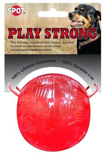 Balle Play Strong pour chiens, moyen Image de l'article