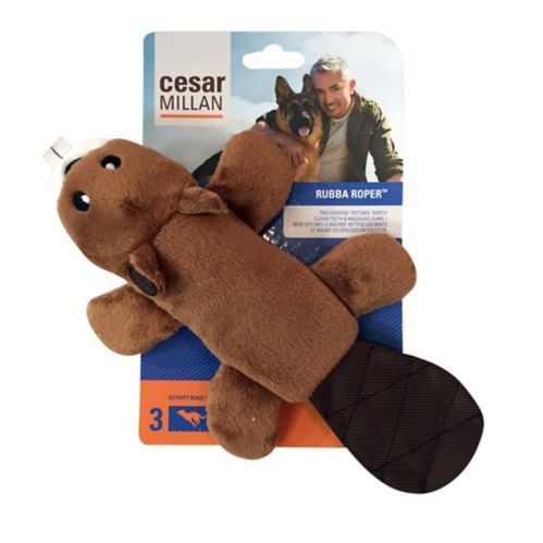 Cesar Millan Flippy Beaver Dog Toy Product image