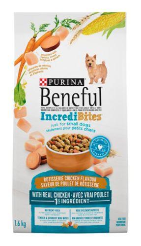 Beneful Incredibites Roasted Chicken Dog Food, 1.6-kg Product image