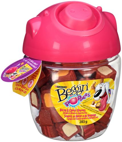 Beggin' Party Poppers Canister, 283-g Product image