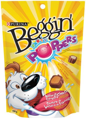 Beggin' Party Poppers Refill Pouch, 198-g Product image