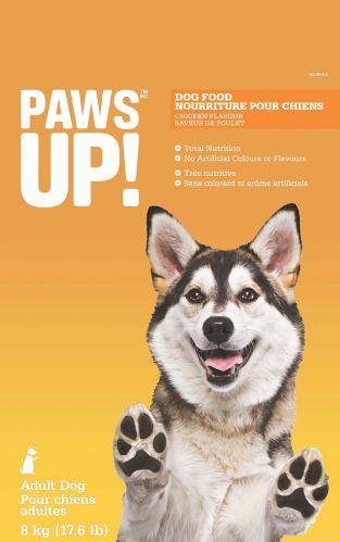 PAWS UP! Nourriture pour chiens, agneau, 6 kg Image de l'article