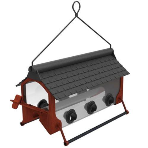 Mangeoire pour oiseaux tubulaire horizontale Image de l'article