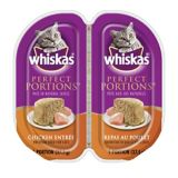 Whiskas Perfect Portions Cat Food, 75-g | Whiskasnull