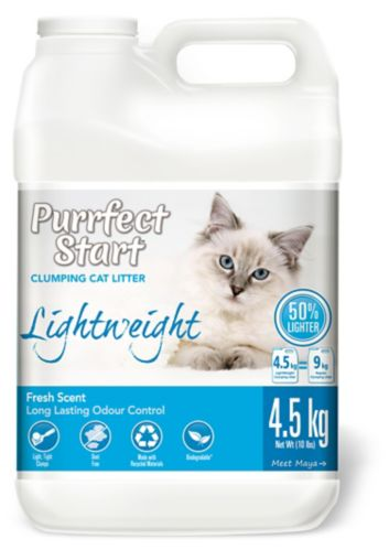 Purrfect Start Lightweight Litter, 4.5-kg Product image