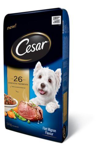 Nourriture sèche pour chiens Cesar, 5,4 kg Image de l'article