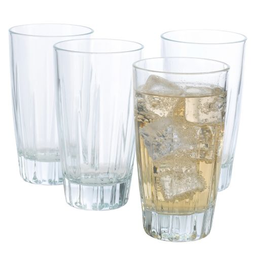 Libbey Aztec Glass Set, 16-oz, 4-pc Product image