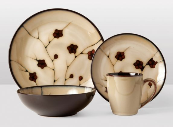 Cuisinart Floral Dinnerware Set, 16-Pc Product image
