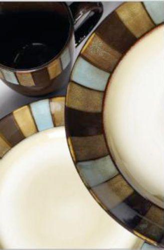 Caymen Dinnerware Set, 16-Pc Product image