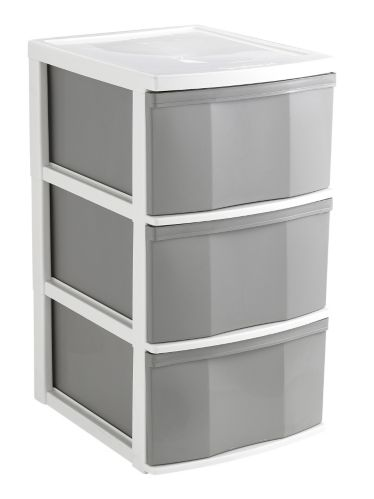 Blue Planet 3-Drawer Tower