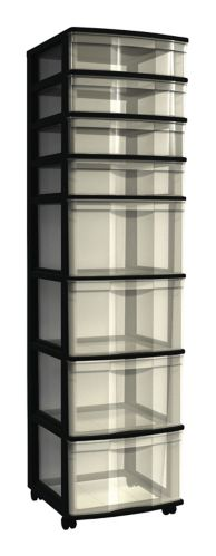 Tour de rangement Type A, 8 tiroirs Image de l'article