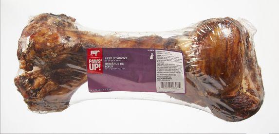 PAWS UP! Bâtons de boeuf Jumbone Image de l'article