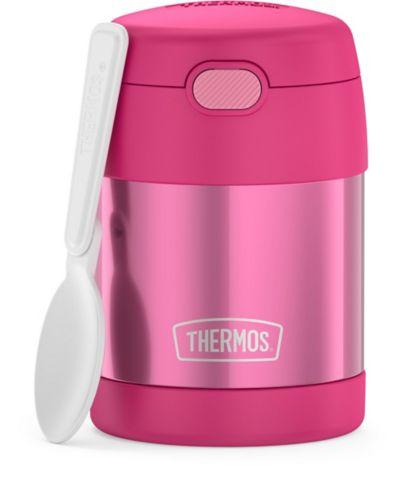 Contenant isolant Thermos pour aliments, inoxydable, rose, 10 oz Image de l'article