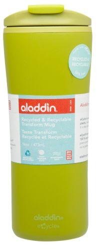 Bouteille à eau recyclée et recyclable Aladdin, 16 oz Image de l'article